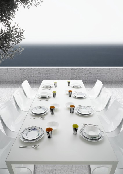 table keramik design italien divers coloris en vente chez issima à marseille 13001