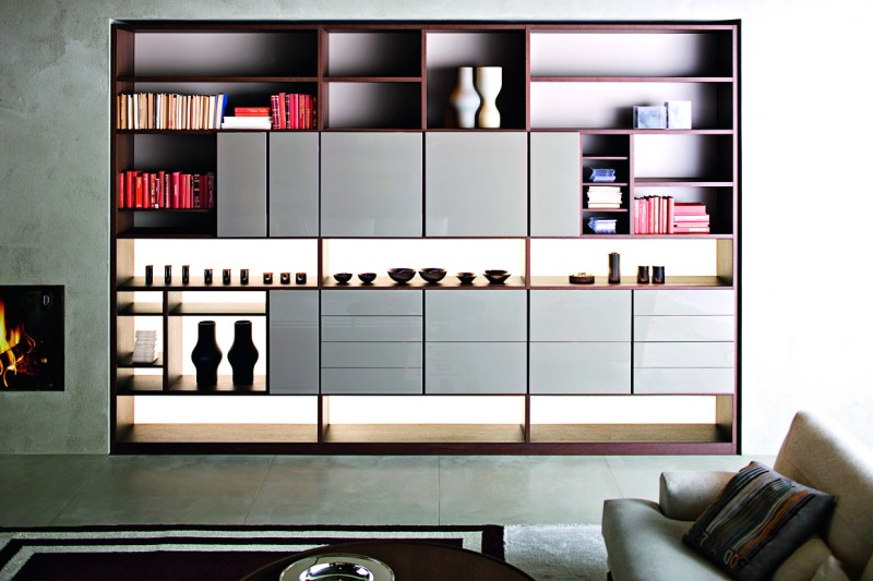 biblioth que 505 catalogue conseil am nagement et mobilier contemporain marseille issima. Black Bedroom Furniture Sets. Home Design Ideas