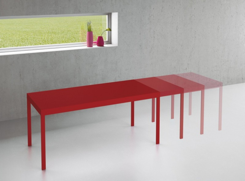 Souvent Table rallonge design jean nouvel YR33
