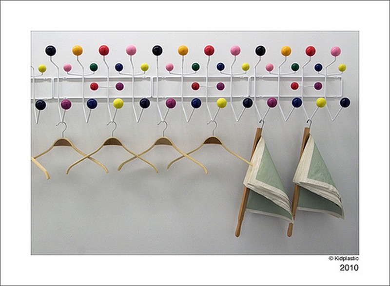 Portemanteau hang it all de eames catalogue conseil am nagement et mobilier c - Porte manteau hang it all ...