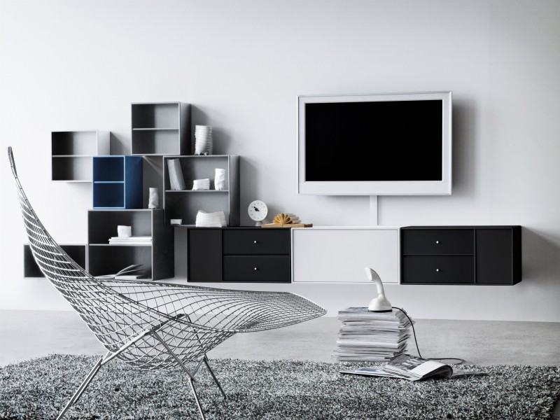 meuble tv montana catalogue conseil am nagement et mobilier contemporain marseille issima. Black Bedroom Furniture Sets. Home Design Ideas