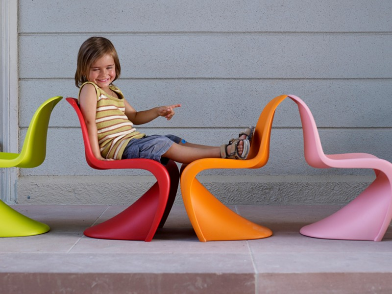chaise Panton Junior chez Issima