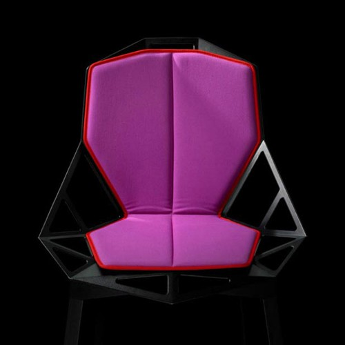 coussin assise   dossier Chair One chez issima