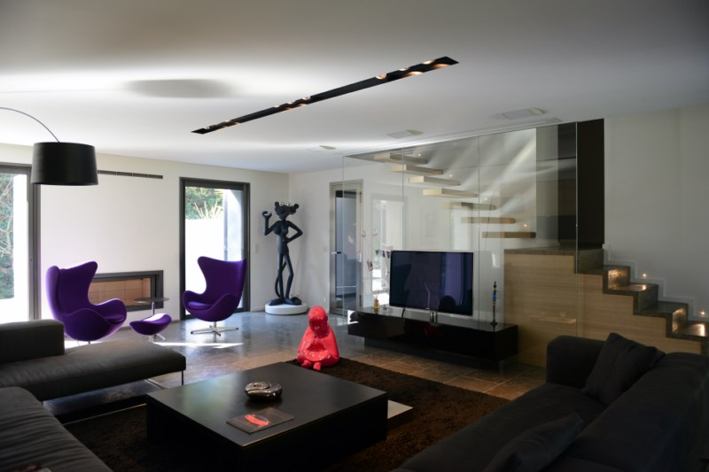 Am nagement int rieur maison d marseille nos - Amenagement interieur design contemporain ...