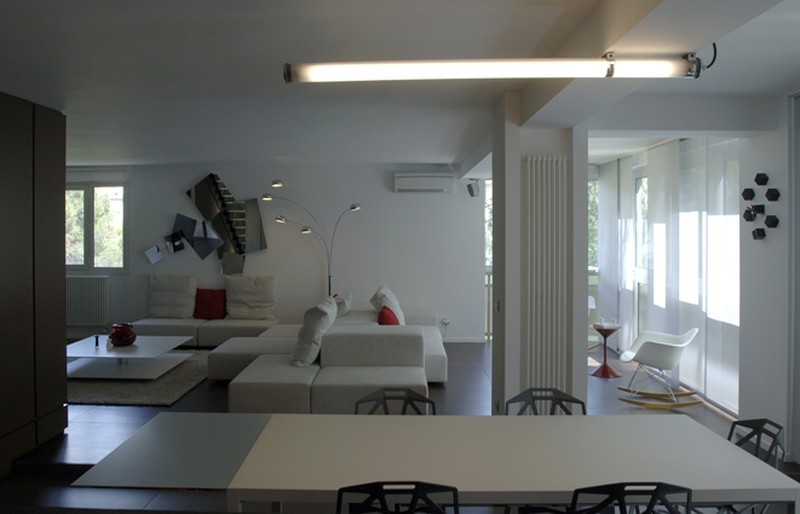 Am nagement int rieur appartement p marseille nos for Amenagement interieur design contemporain