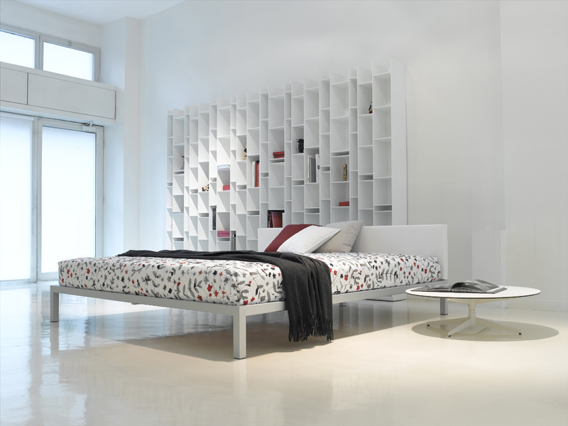 lit aluminium bed soft catalogue conseil am nagement et mobilier contemporain marseille issima. Black Bedroom Furniture Sets. Home Design Ideas