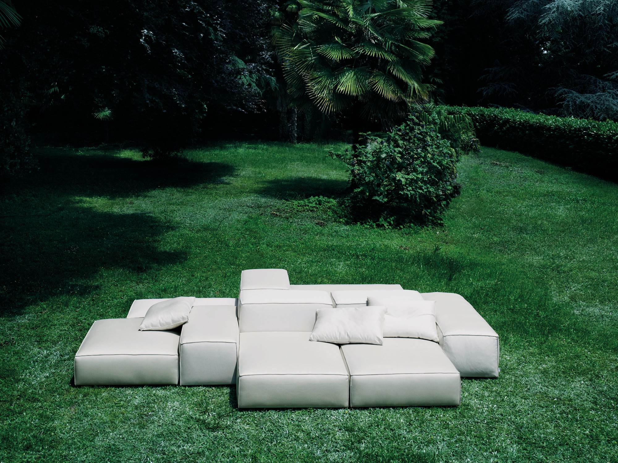 composition Extra-Soft outdoor chez issima