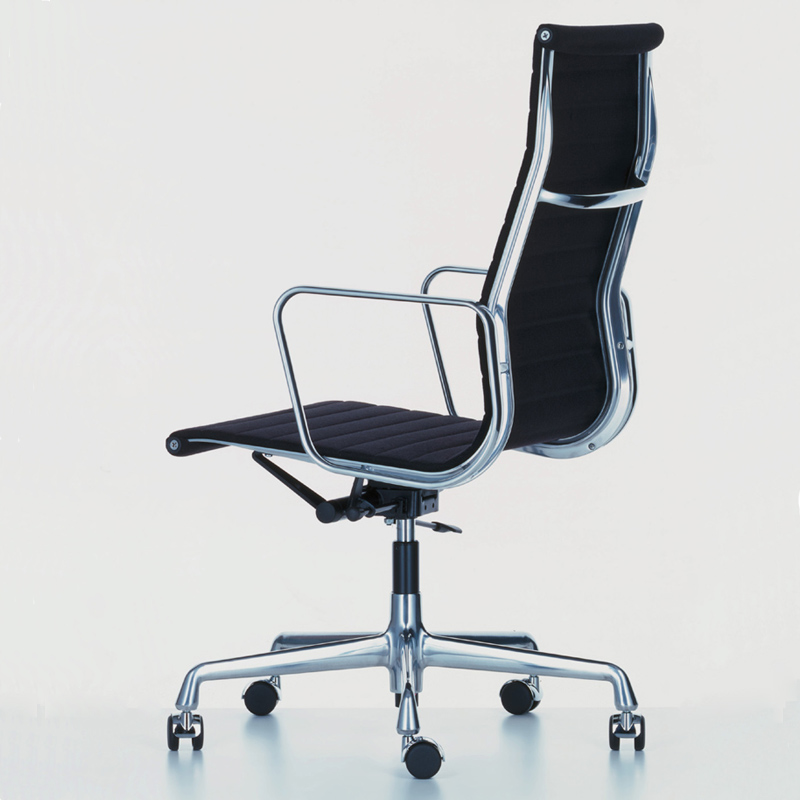 fauteuil de bureau aluminium group de eames catalogue. Black Bedroom Furniture Sets. Home Design Ideas