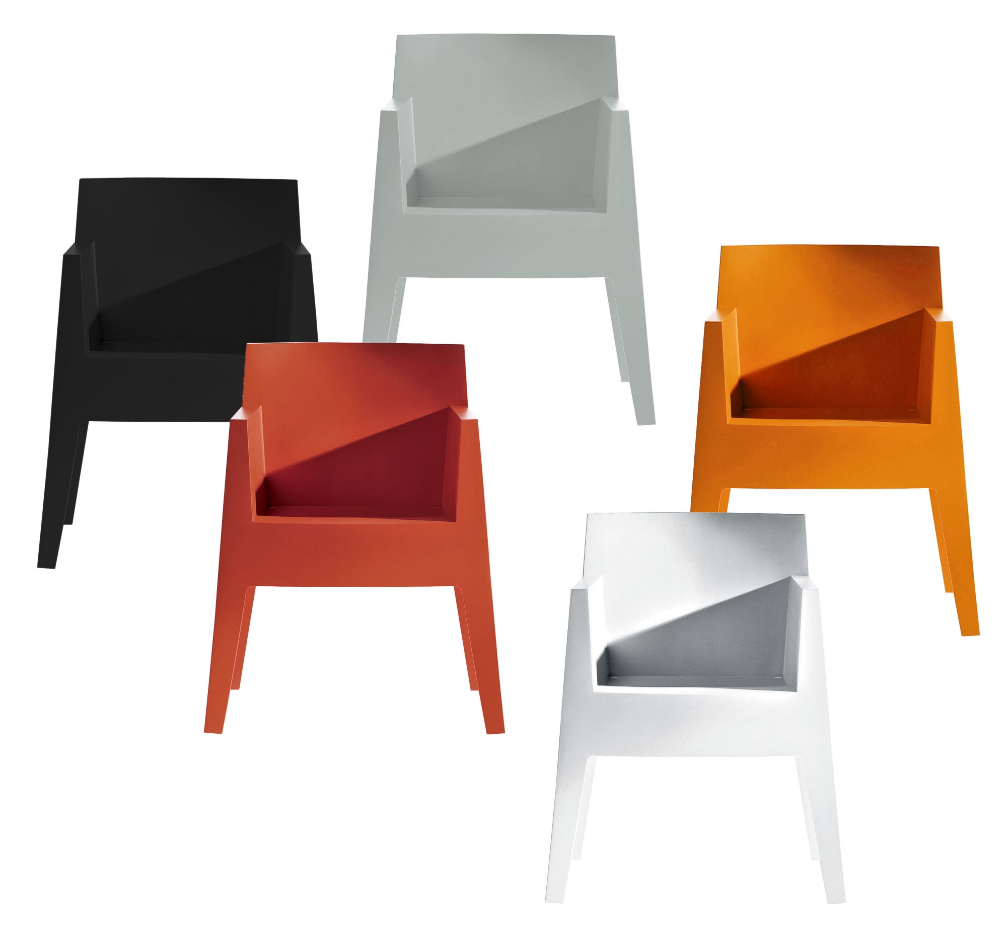 coloris fauteuil Toy driade