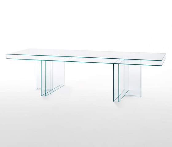 Table Verglas de Glas